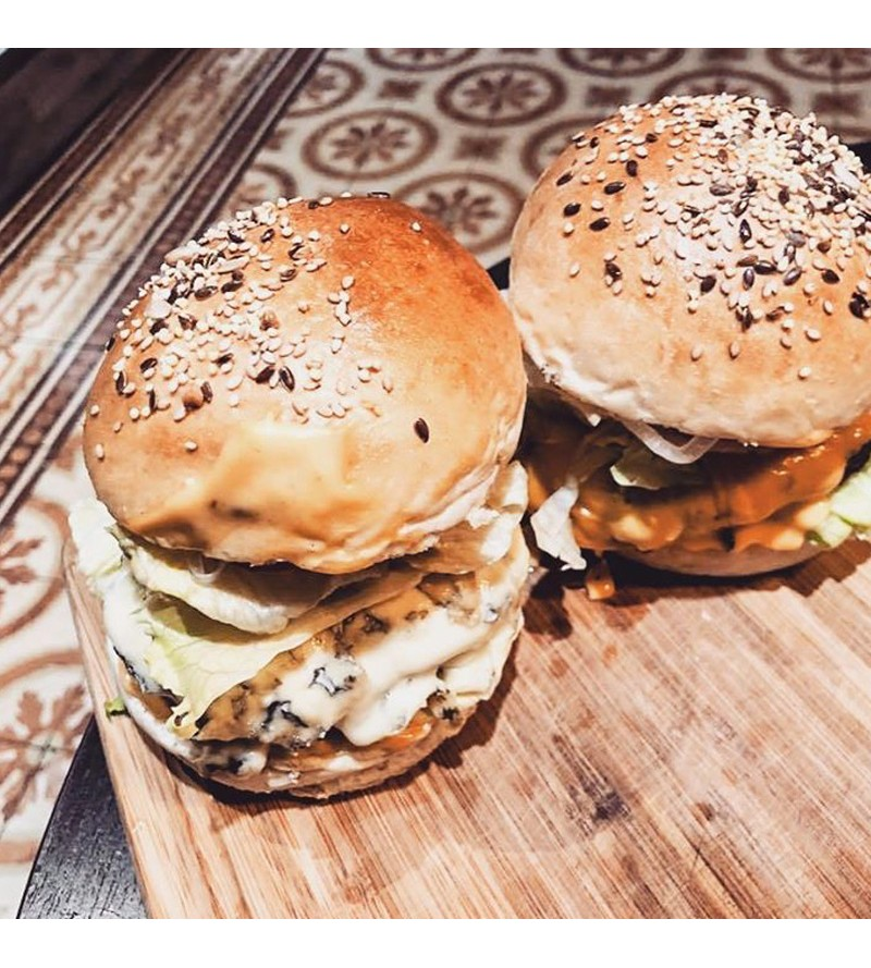 Burger + Frites