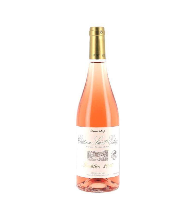 Saint Estève tradition rosé